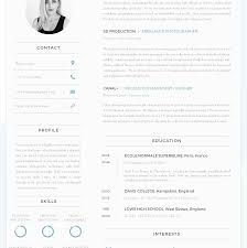 curriculum vitae free template administrative coordinator social services modern resume formats