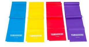<b>Эспандер</b> лента 4 шт. <b>Yamaguchi</b> Band FIT 150 х 15 см — купить ...
