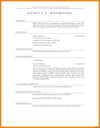 Resume Nursing Template Or Cna Resumes 7 Certified Nursing Assistant