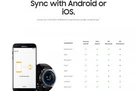 Verizon Bluetooth Compatibility Chart Samsung Gear S3 Compatibility Chart How Well Do Android And