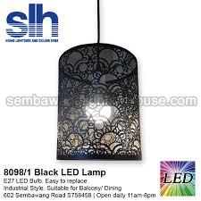 pl4 8098 a pendant lamp round shade e27
