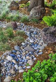Small Picture 9 best Dry Creek Bed Gardens images on Pinterest Dry creek bed