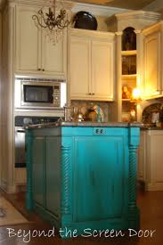 Kitchen Island Color 17 Best Ideas About Turquoise Kitchen Cabinets On Pinterest