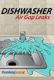 Dishwasher Air Gap Leaking Weve Got Answers