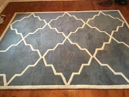 moroccan slate blue area rug 8x10