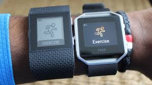 Fitbit Comparison Chart 2016 Fitbit Blaze V Fitbit Surge Battle Of The Fitness Watches