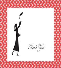 15 Graduation Thank You Notes Free Sample Example Format