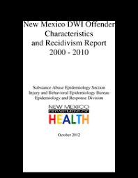 New Mexico Dwi Offender
