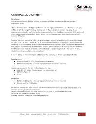 Roles And Responsibilities Of Net Developer Resume Free Resume