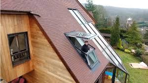 Mach Dein Dachfenster Zum Balkon Velux Cabrio Youtube