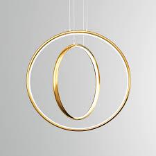ring pendant light 3d model