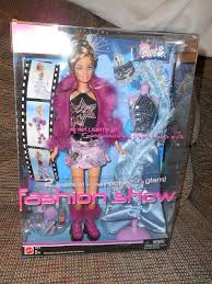 Barbie Doll Light Barbie Fashion Show Barbie Doll With Light And 13 Similar Items