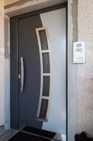 Lovely Modern Aluminum Front Entry Door Modern Front Doors