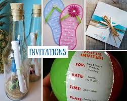 I always tell people to. Beach Party Ideas For Kids Summer Party Ideas At Birthday In A Box