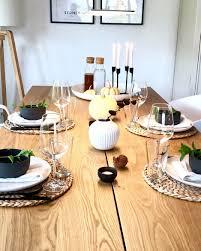 Natural Beauty Dieser Wunderschöne Holztisch Braucht Nicht Viel Um