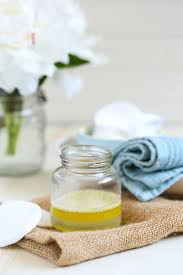 diy makeup remover without coconut oil a simple two ing makeup remover that s