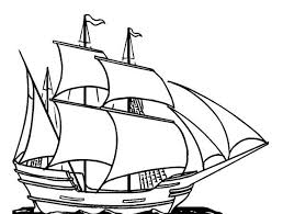 Small Picture Boats Coloring Pages Printable of Boat Coloring Pages 17057