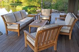 Caring for your Outdoor Teak Furniture