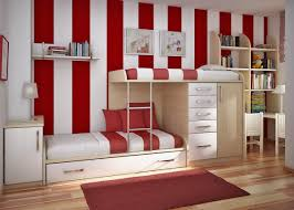 Red Bedroom Bench Boy Girl Shared Room Ideas Rectangle White Wooden Storage Bench