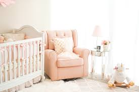 Blogger Katelyn Jones A Touch of Pink Nursery Furntiture