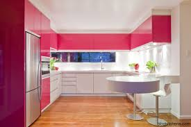 Pink Kitchen Modern Pink Kitchens Kitchen Design Ideas Blog