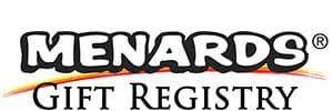 gift registry at menards