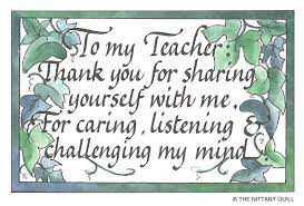 Thank You Teacher Quotes Stunning Quotes For Teachers From Students Thank You Beautiful Images Thank