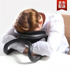 office nap pillow.  Pillow New Anzhen Bao Car Headrest Space Memory Cotton Ushaped Neck Pillow Seat Office  Nap Sleep Aircraft Travel Train RXS09 Classic  In Office Nap Pillow