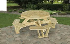 sofa octagonal table outdoor exquisite octagonal table outdoor 21 collection in wooden patio furniture ideas