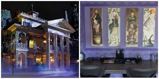 Home Decor:View Haunted Mansion Home Decor Home Style Tips Fresh Under  Design Ideas Haunted