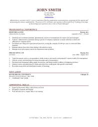 Business Resume Templates Expert Preferred Resume Templates Resume Genius 44