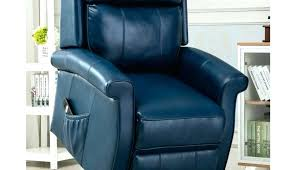 navy blue leather recliner full size of navy blue leather recliner chair swivel faux chairman dutch
