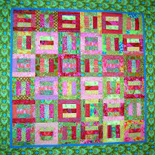 Debby Kratovil Quilts: Rediscovering my Kaffe Fassett Fabrics ... & Simply Strips Quilt. 10