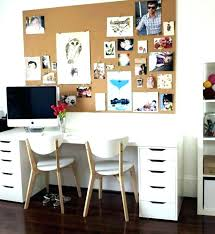 two desk home office. Dual Desk Home Office Furniture Medium Size Of Two Desks Exciting Off Two Desk Home Office T