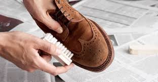 a shoe care manual for formal shoes