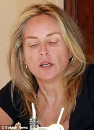 sharon stone no make up 02