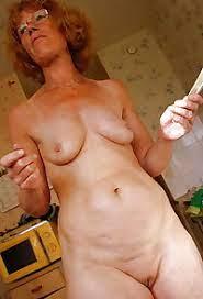 Granny Older Seniors Nude