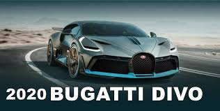 Take a look through bugatti's innovative engineering prowess at its most impressive models to date. 2020 Bugatti Divo Review Prices And Specs Goautocar2020