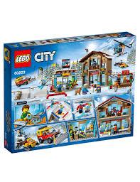 lego city ski resort 60203 685