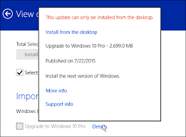 How To Upgrade Windows 8 To Windows 10 How To Upgrade Windows 8 1 To Windows 10