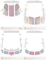 Ordway St Paul Seating Chart Ordway Center For The Performing Arts Music Theater Saint
