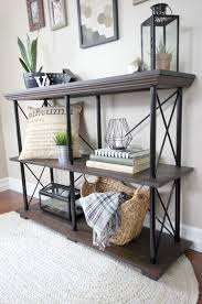 industrial diy furniture. Beautiful Furniture Free Build Plans For This Beautiful Rustic Industrial Furniture Piece This  DIY Shelf Would Look And Industrial Diy Furniture R