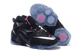 lebron james shoes 12 pink. mens nike lebron james 13 ep nba shoes pink black 12 e
