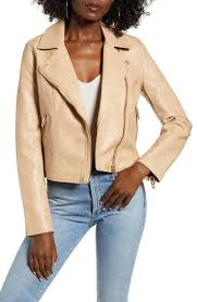 <b>Women's</b> Leather & Faux <b>Leather Coats</b> & Jackets | Nordstrom