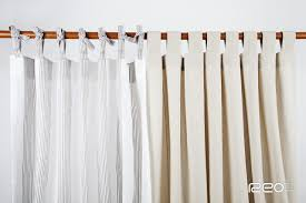 how to hang tab top curtains with valance curtain ideas