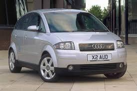 Audi A2 Designer Great Motoring Disasters Audi A2 Motoring Research
