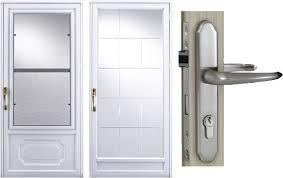 front doors with storm door. Michigan Storm Door Installation Front Doors With