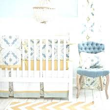 gender neutral crib bedding sets captivating for your baby rooms ideas