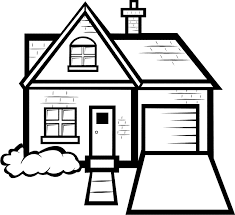 Small Picture House coloring pages free for kids ColoringStar