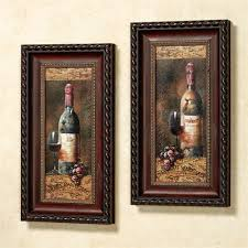 wine collection framed wall art multi warm set of two on set of two framed wall art with wine collection framed wall art set